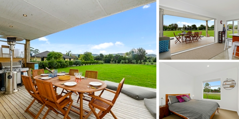 Country and Ocean Oasis, Mangawhai Holiday Home