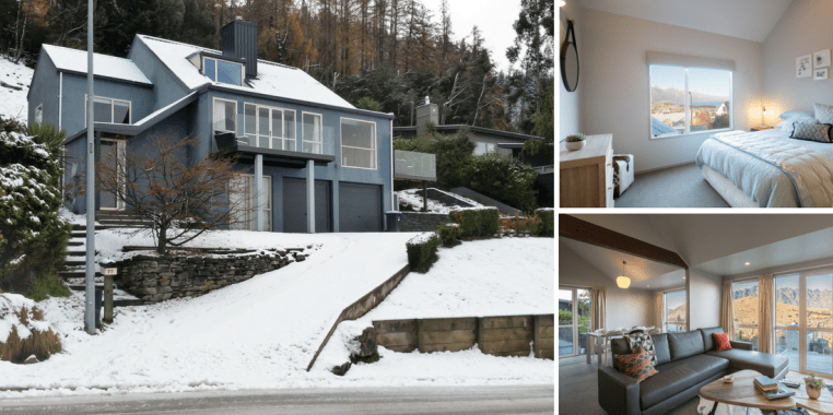 Wakatipu Views - Queenstown Holiday Home