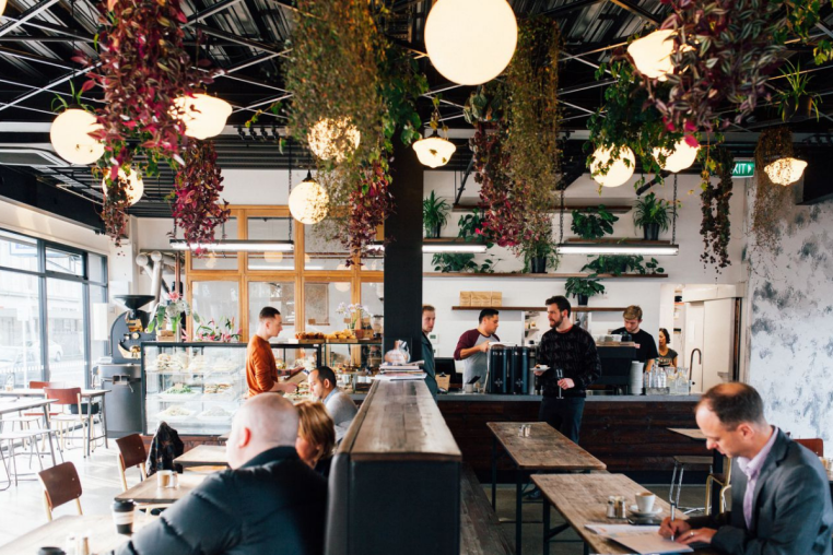 unknown chapter: best cafe in chch