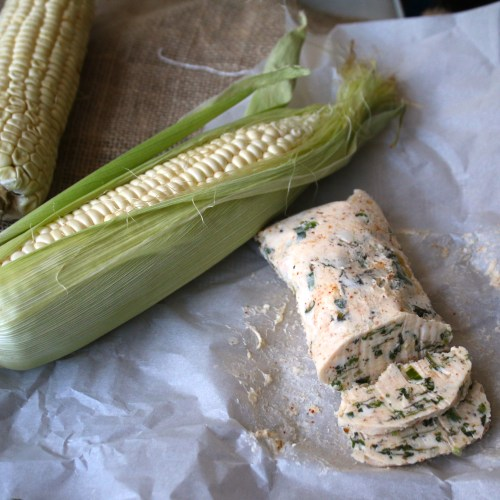 corn on the cob bbq herb butter recipe