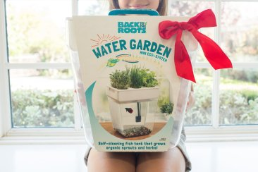 back to the roots water garden best indoor gardening kit best gardening gift unique gift christmas gift ideas green gift ideas