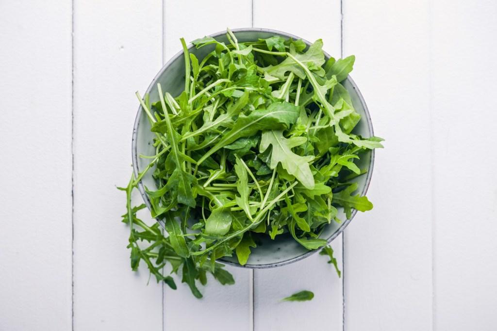 Easiest Vegetables To Grow: arugula
