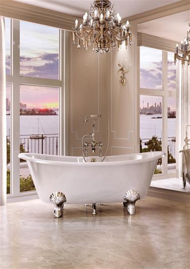 Vasche da bagno classiche bagno italiano blog - Vasca da bagno classica ...