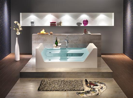 VASCA FREESTANDING Compra online la tua vasca da bagno centro stanza ...