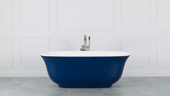 Victoria Albert Amiata blu