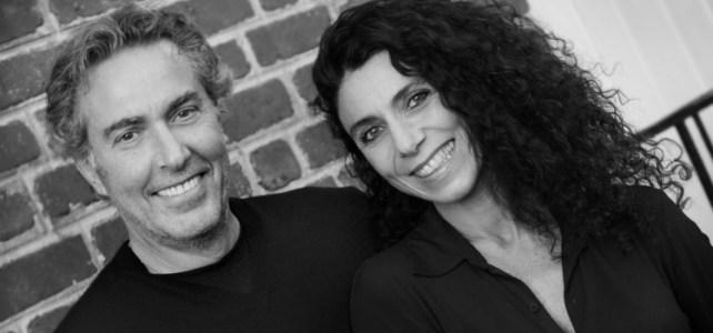 Talia Mouracade et Ramzi Khoury