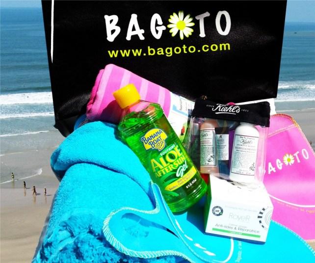 jeu concours Bagoto - juillet 2015 - lots