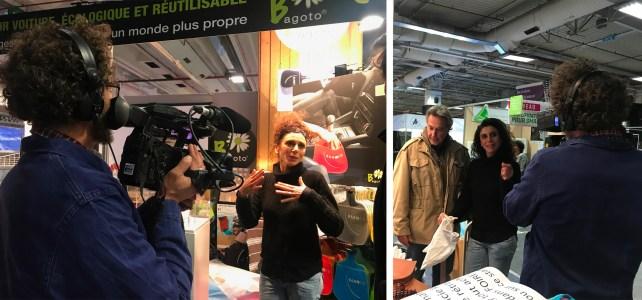 Extraits d'une interview accordée à la presse à l'occasion de la Foire de Paris 2017