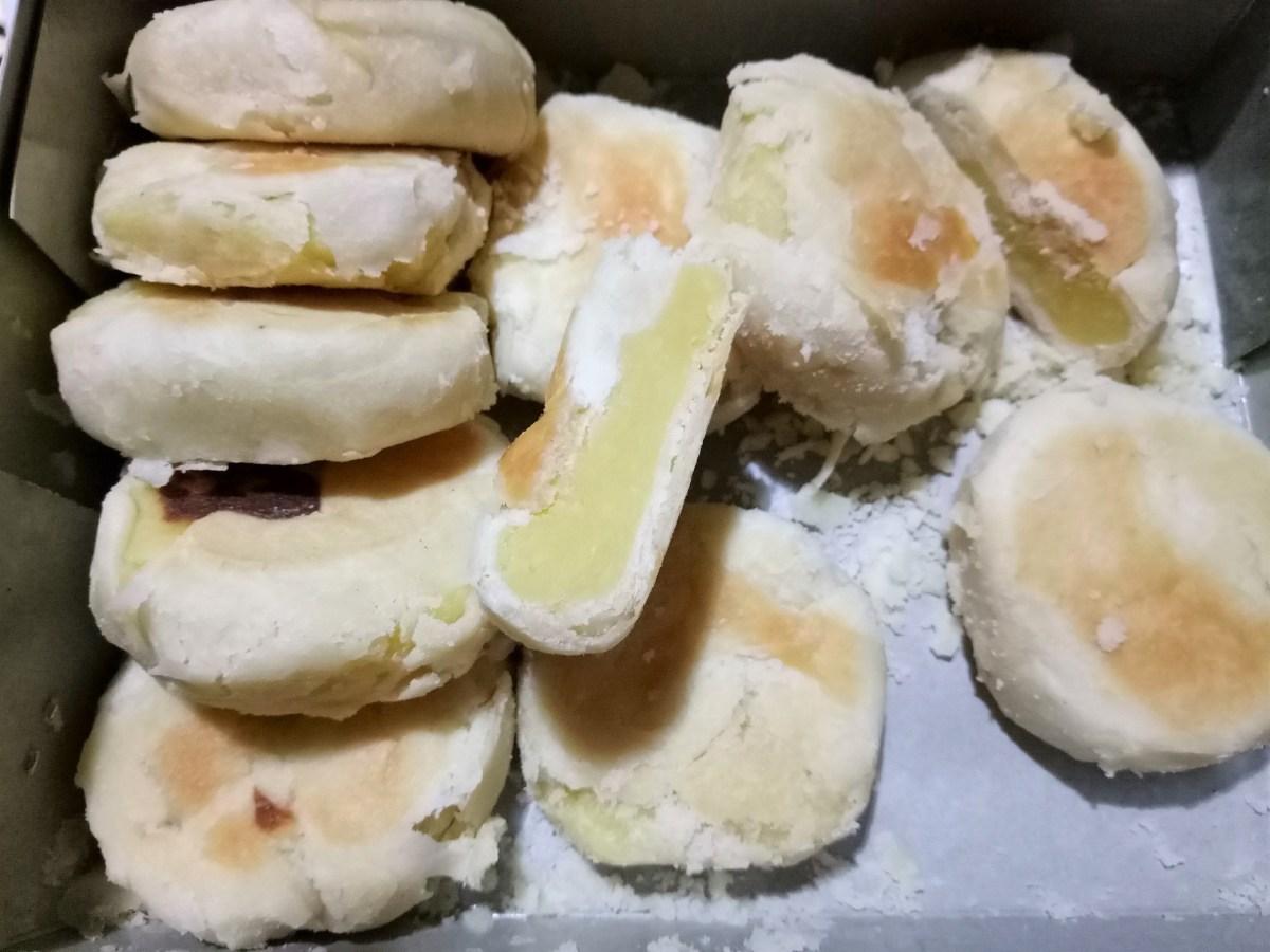 チーズ味で有名なBakpia Kurnia Sari