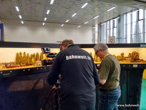H0–Anlage Franzburg von Franz Rittig