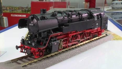 Das Roco H0-Modell der Baureihe 85 ist heuer serienreif.