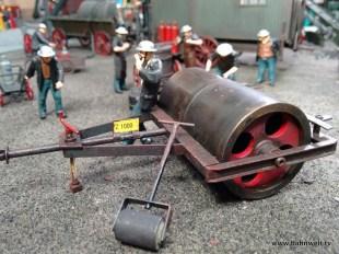 Straßenbau-Modelle aus Johnnys Edelschmiede