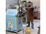 Ekstrom Design Uses Baileigh Roll Bender