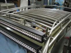Ekstrom Design makes Roof Racks from Baileigh Equipment