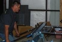 Trainworks, Using Baileigh Machinery