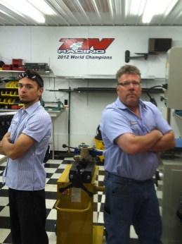 T & N Racing - Snowmobile Designer