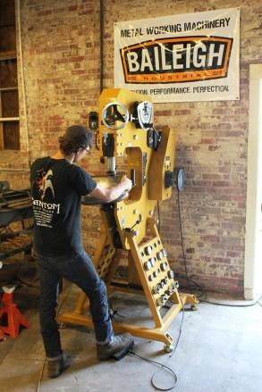 Fantomworks, Hot Rods Using Power Hammer