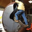 Baileigh welding GV2