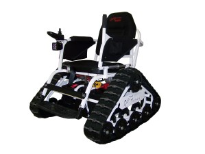Action Track Chair, Made with Baileigh Bender