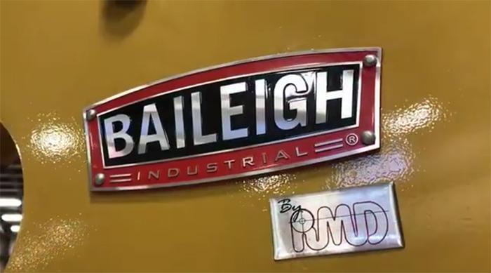 baileigh machines