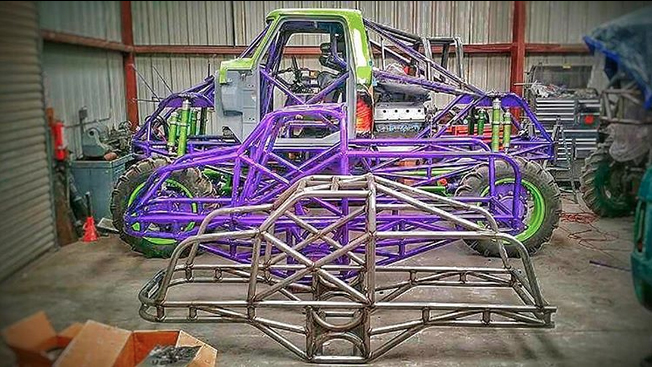 roll cage tubing bender