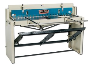 sheet metal guillotines