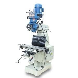 vertical mill machine