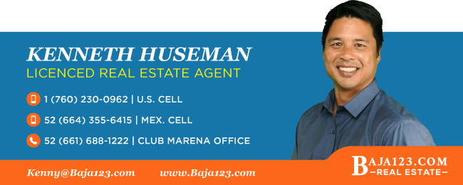 Kenneth Huseman - Rosarito Real Estate Agent