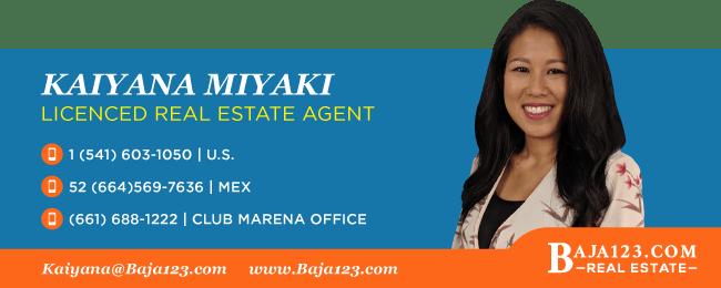 Kaiyana Miyaki Real Estate Agent