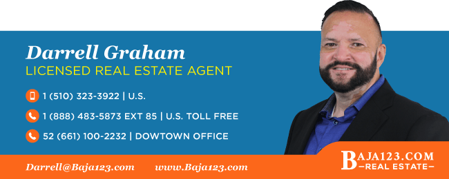Darrel Graham - Rosarito Beach Real Estate Agent