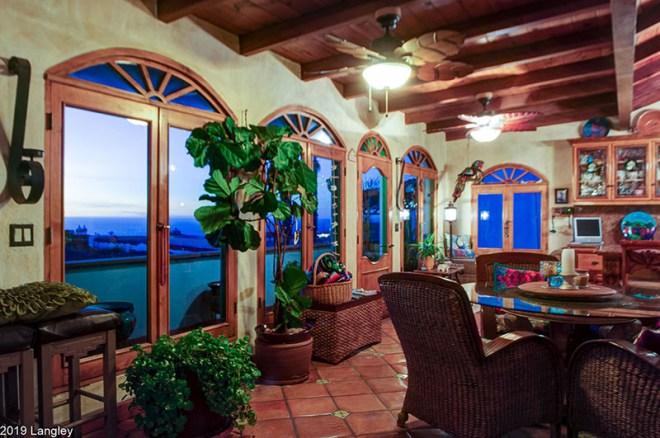 Ocean View Home For Sale in Castillos del Mar, Playas de Rosarito