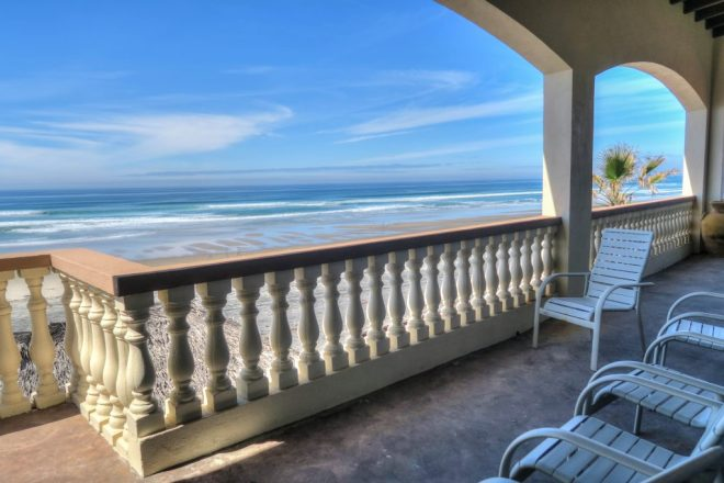 Oceanfront Home For Sale in Playa La Mision, Playas de Rosarito