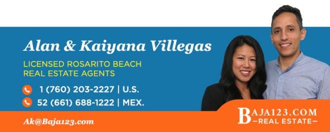 Alan & Kaiyana - Rosarito Beach Real Estate Agents