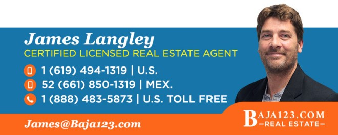 James Langley - Rosarito Beach Real Estate Agents
