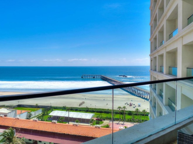 Oceanfront Condo for Sale in Rosarito Beach Condo Hotel