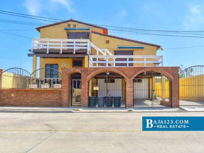 Ocean View Home For Sale in Reforma, Playas de Rosarito