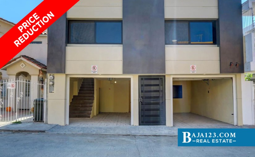 EXPIRED – Home For Sale in Costa Hermosa, Tijuana – $225,000 USD