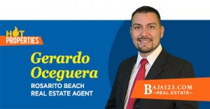 Gerardo Oceguera, Rosarito Beach Real Estate Agent