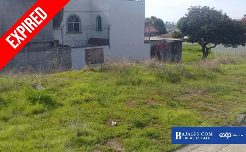 Lot For Sale in Rancho Altamira, Playas de Rosarito
