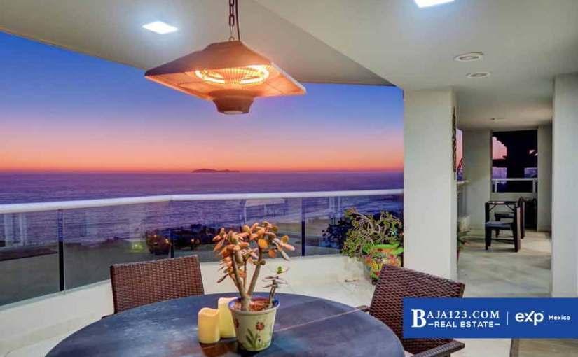 Oceanfront Condo For Sale in La Jolla Excellence, Playas de Rosarito – $665,975 USD