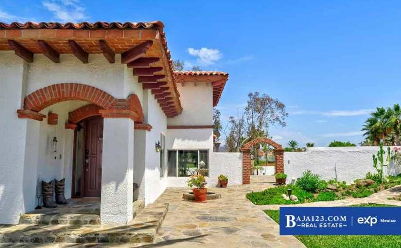 Home For Sale in Bajamar, Ensenada – $349,000 USD