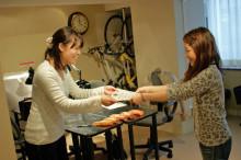 爪の知識と爪の病気が学べるネイルスクール
