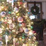 How To Decorate With White Vs Multi Colored Christmas Lights
