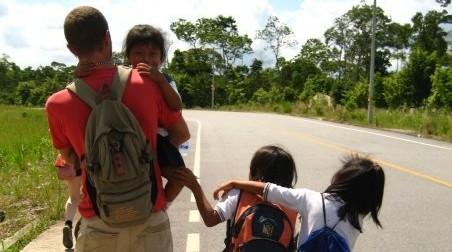 Volunteer while Travelling