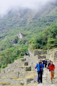 Inca Trail Closed for Maintenance