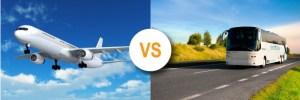 Travelling South America: Bus vs Plane