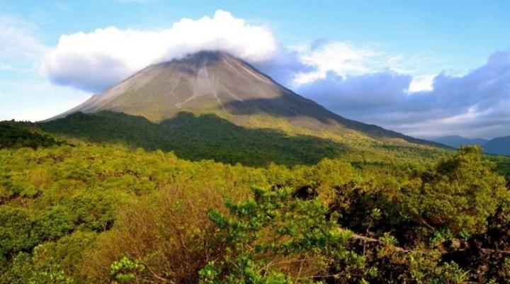 Arenal Volcano La Fortuna; costa rica