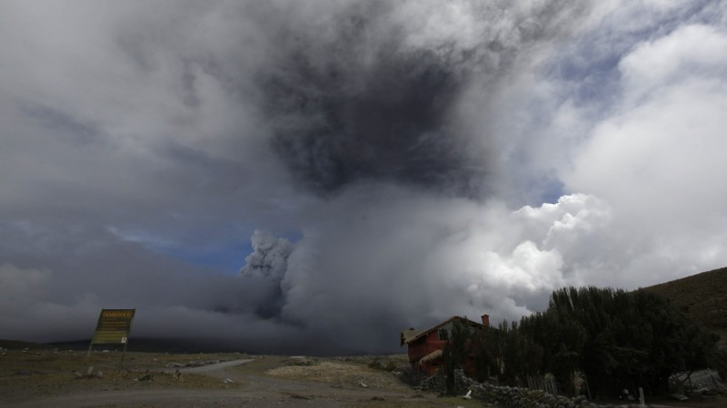 News from Ecuador: Volcanic Activity and Strikes