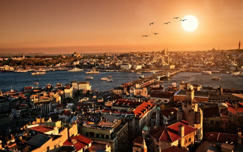Istanbul, the City of Contrasts