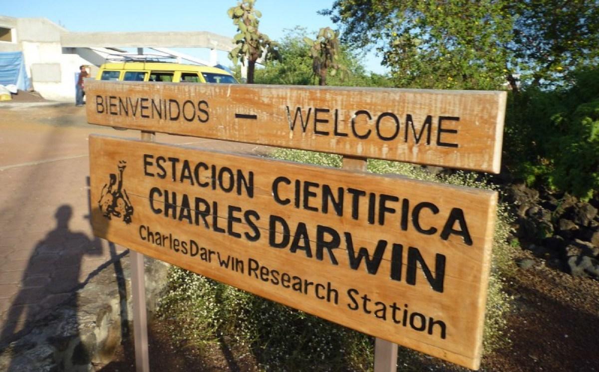 Estación Científica Charles Darwin, en Galápagos, Ecuador. foto ref. David Adam Kess